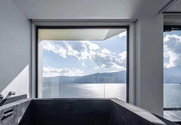 铝合金门窗的保养方法