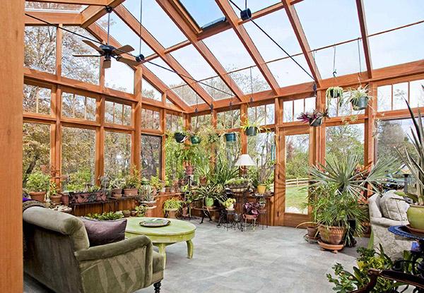阳光房设计施工要注意哪些细节?