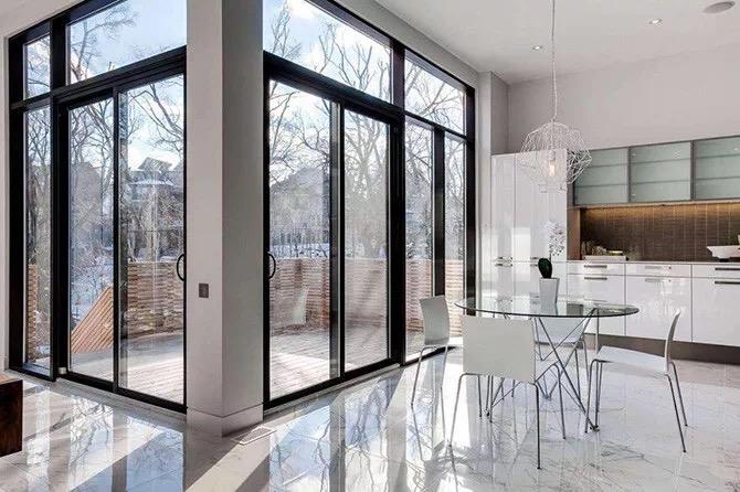 铝合金门窗渗漏水的原因及解决方法