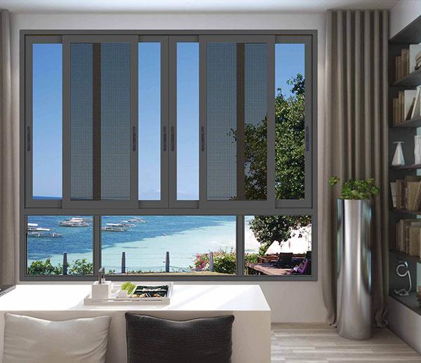 铝合金门窗加工的注意事项有哪些?