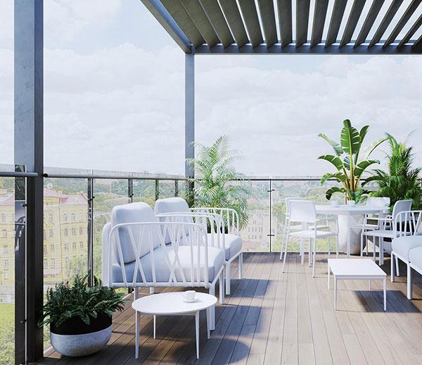 高层封阳台要怎么做?