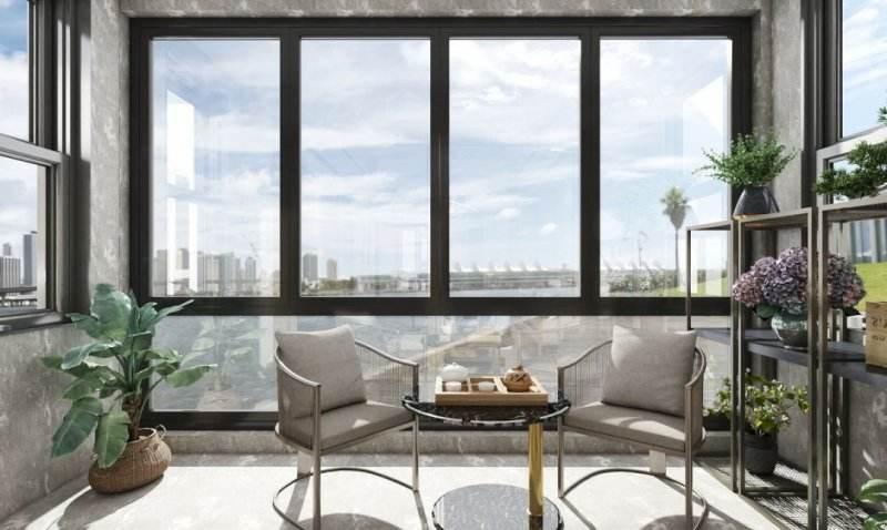 阳台封窗的方法有哪些?