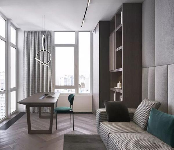 家装选择铝合金门窗的好处
