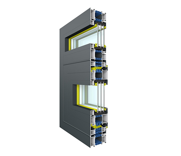 铝合金门窗型材有哪些分类?